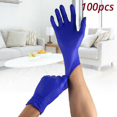 Disposable Gloves Nitrile Rubber Gloves Latex For Home Food Laboratory Cleaning