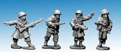 Artizan Designs - SWW350 - US ARMY INFANTRY IN GREATCOATS COMMAND - Bolt Action
