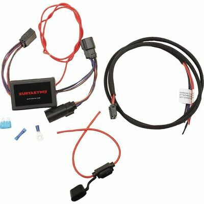 Kuryakyn Plug And Play Trailer Wiring Harness For 5-Wire Trailer - 2595