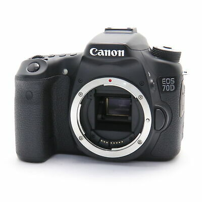 Canon EOS 70D 20.2MP Digital SLR Camera Body #79