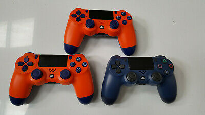 Job Lot of 3 x Sony PS4 PlayStation Dualshock 4 Wireless Controller Controlers