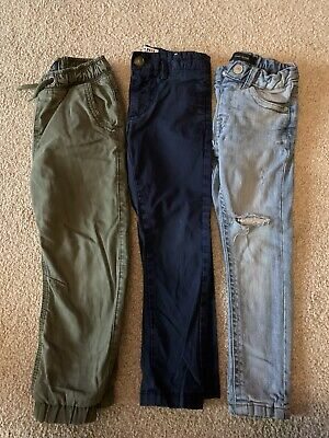 Age 4 River Island Jeans And Next Trousers