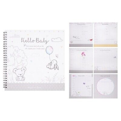 New Baby Keepsake Record Journal Book ( New )