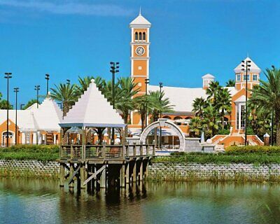 Hilton Grand Vacations Club at SeaWorld- 5,000 Points