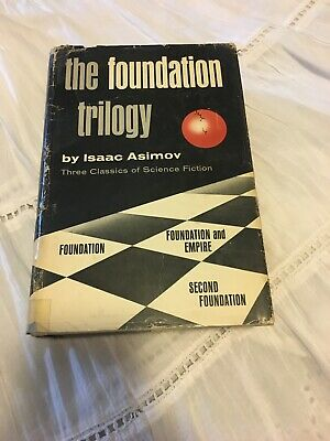The Foundation Trilogy | Isaac Asimov | 1951 | Hardcover W/ Dust Jacket