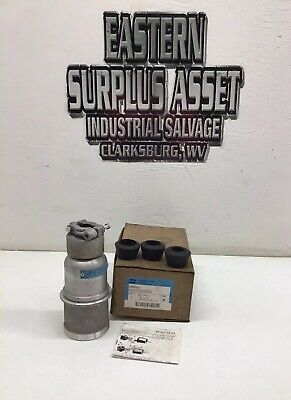 Crouse-Hinds Arktite APR6455 M54 60A 4W 4P Body Grounded Cord Connector *NIB*
