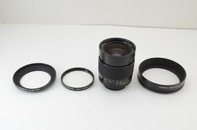 Contax Carl Zeiss Distagon T 35mm F1.4 Mmg Mf Objectif pour Cy Support #191111f