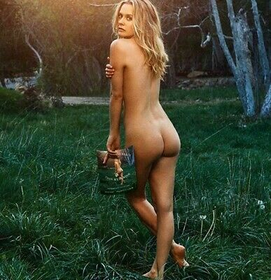 Alicia Silverstone - Nude From The Backside !!  Fantastic Butt !!