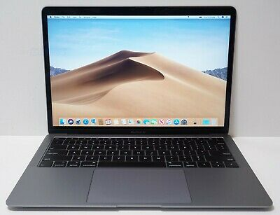 """Apple MacBook Air Touch ID Core i5 1.6GHz 8GB 256GB 13"""" MRE92LL/A Space Gray"""