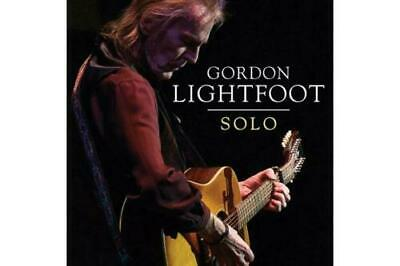 Gordon Lightfoot Solo Cd Factory Sealed Brand New!!