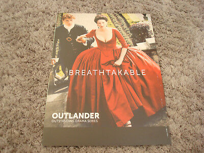 Outlander Claire Red Dress Sew Pattern for 18