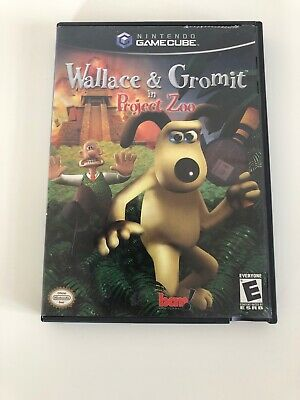Wallace & Gromit in Project Zoo (Nintendo GameCube, 2003)