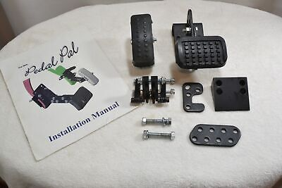 Pedal Pal Pedal Extenders, Universal Fit, One Brake, One Gas Pedal, Short Driver