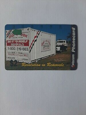 $2 1hole Phonecard  Dial a Box  Prefix 649