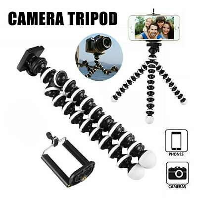 Flexible Octopus Tripod Stand Gorillapod For Universal Phone GoPro Camera