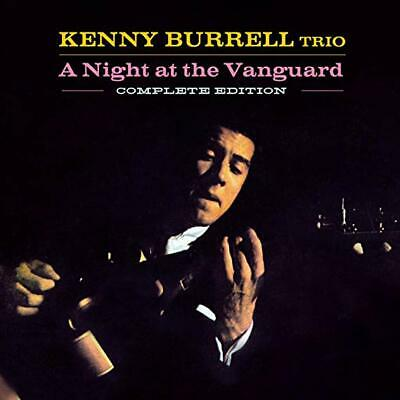 The Kenny Burrell Trio - A Night At The Vangu - ID4z - CD - New