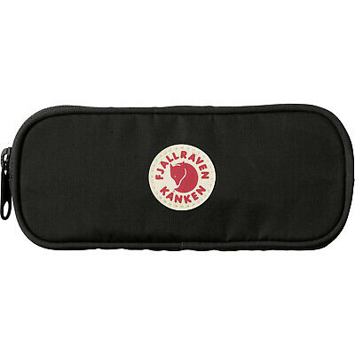 Fjallraven Kånken Pen Case Unisex Accessory - Black One Size
