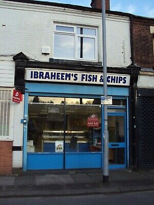 Business Opportunity To Let Or Sale, Takeaway/Fish & Chip Shop Stoke-On-Trent