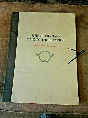 19 Pochoir Prints WHERE THE TWO CAME TO THEIR FATHER - Navajo War Ceremony