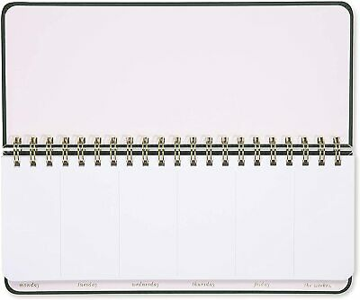 Kate Spade New York Weekly List Pad, Includes 52 Undated Sheets for 1 Year of Pl