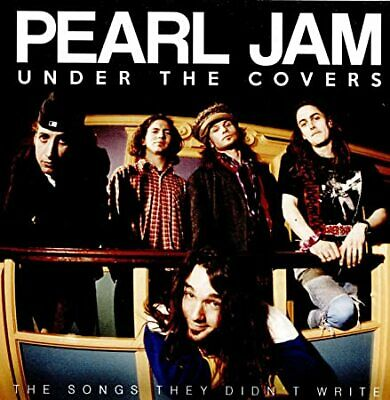 Pearl Jam - Under the Cover - ID72z - CD - New