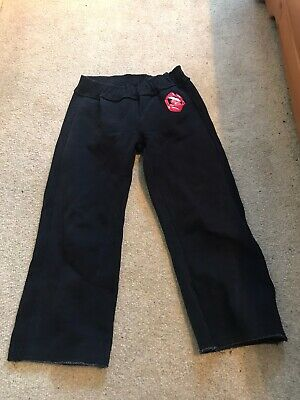 black girls sports joggers genise good condition  6 years