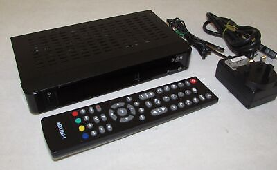 Bush 1TB Freeview HD Digital Set Top Box With Smart Apps B1000PVR RF2308