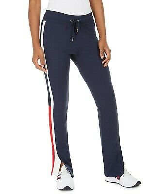 Tommy Hilfiger Sport Side-Stripe Drawstring Pants MSRP $59 Size XL # 19A 30 NEW