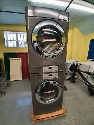 GDL1329CGD3 Commercial Laundromat LG Stack Gas Dryer, Used