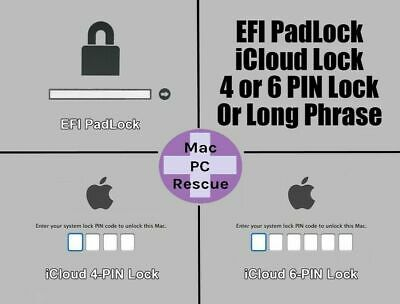 Apple Mac EFI ? iCloud 4-6 PIN BIOS Password Removal Service 09 - 17