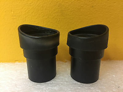Nikon CFWN15X/14 Pair of 5x Magnification, 14 Focal, 16.7mm, Eyepieces. Tested!