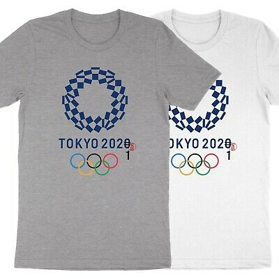 Tokyo 2020 to 2021 Summer Olympics Japan Shinzo Abe Correction Mark Tee T-Shirt