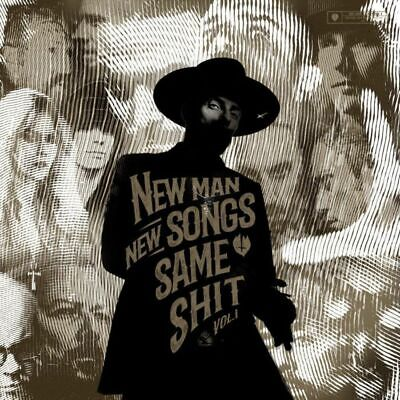 Me And That Man - New Man New Songs Same Shit Vol 1 - CD - New