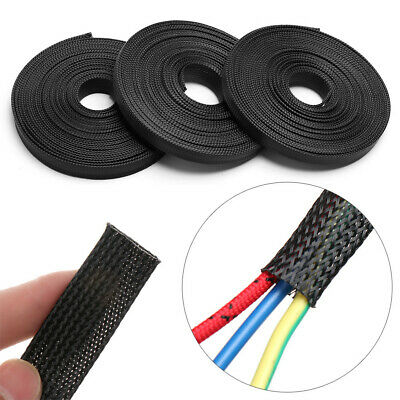 Gland Expandable Tight Protection Cable Braid Sleeving Wire Insulation