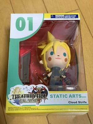 Final Fantasy 7 Figure Cloud From Japan Tracking *Ex Condition*Tt0326