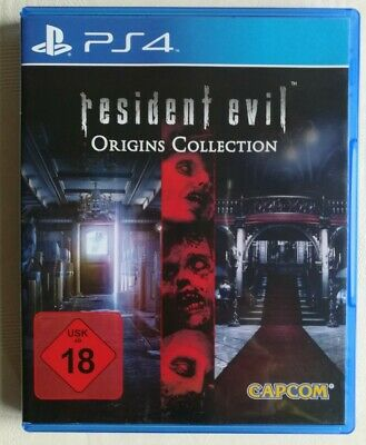 Resident Evil: Origins Collection (Sony PlayStation 4, 2016, DVD-Box)