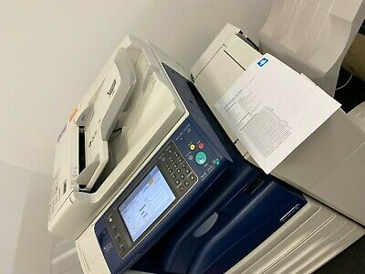 Fuji Xerox Docucentre Docucentre-IV-c3373 (preOwned) + 4 genuine toners