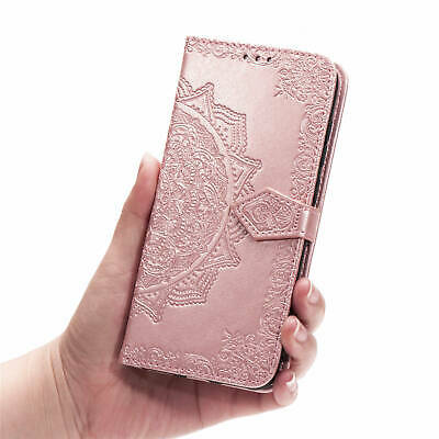 For Huawei P40 P30 P20 lite P Smart 2020 PU Leather Flip Wallet Stand Cover
