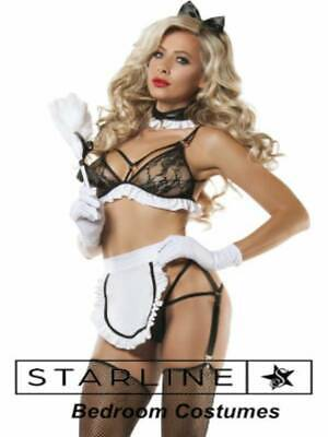 Starline Strap Up Maid Costume