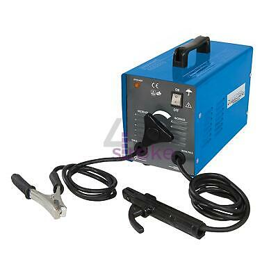 Heavy Duty Moving Coil Transformer 160a Mma Arc Welder With Control Light