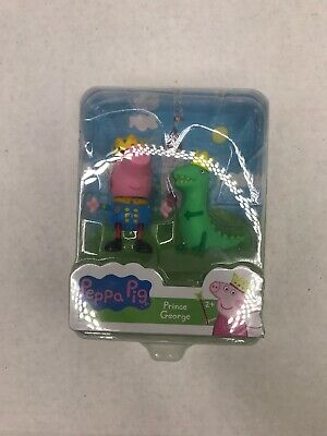 PEPPA PIG FRIENDS MINI FIGURE PACK PLAYSET CAKE TOPPERS DECORATION 10 PIECE SET
