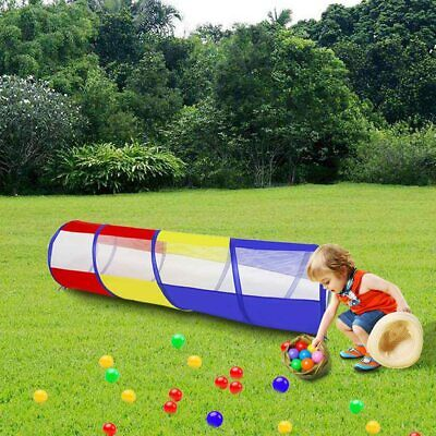 Play Tunnel Kids Tent,Children Crawl Through Play Tunnel Toy,Pop-Up Tube for Kid