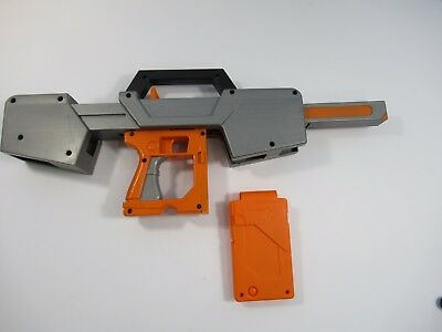 SKYNET Briefcase Dart Blaster Rare Not Complete Works Great B2