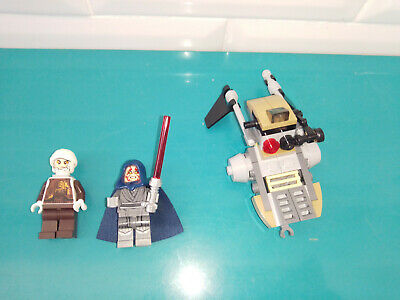 Lot figurines du set LEGO Star Wars 75145 Le vaisseau Eclipse dengar  Naare