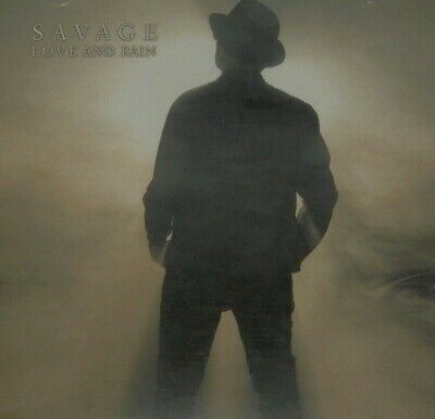 SAVAGE - Love And Rain CD / Roberto Zanetti