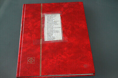British Commonwealth - Chiefly Early To Mid Period Colln In S/Book 900+ Stamps