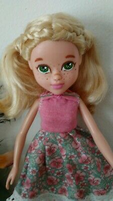 Repainted rescued Moxie girl Doll blonde hair