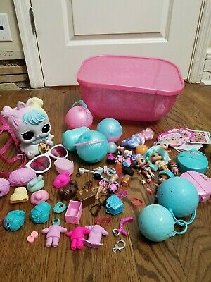 Lol Surprise Dolls Huge Lot
