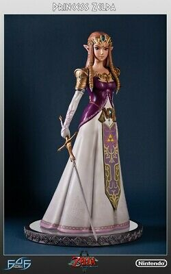 The Legend of Zelda Twilight Princess 1/4 Scale Princess Zelda