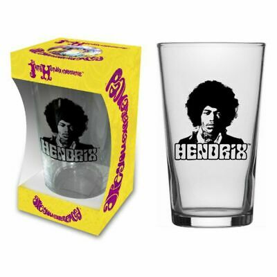 Hendrix, Jimi - Beer Glass - Pint - Are You Experienced